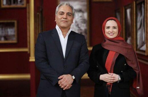 گلاره عباسی، امشب مهمانِ مهران مدیری میشود