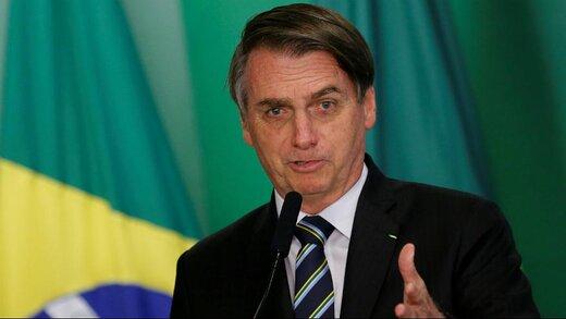رییسجمهوری برزیل ابتلا به کرونا را تکذیب کرد