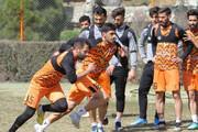برگزاری تمرینات تیم لیگ برتری با متد بایرنمونیخ