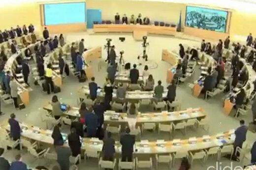 ببینید   یک دقیقه سکوت به یاد پزشکان قهرمان ایرانی در نشست مهم سازمان ملل