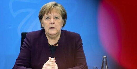 اظهارات تازه مرکل پس از افزایش شیوع کرونا در آلمان