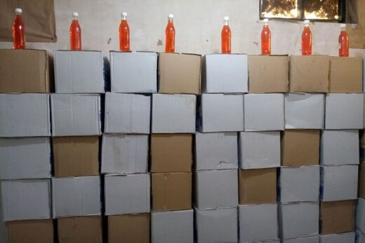 کشف چهار هزار لیتر الکل قاچاق در اشتهارد