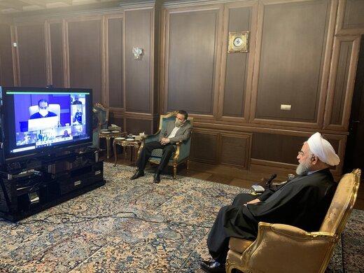 ببینید | پاسخ جالب حریرچی به شایعه کرونا گرفتن رئیسجمهور: برای صدا و سیما زشت است شایعات آلبانینشینان را باور کند!