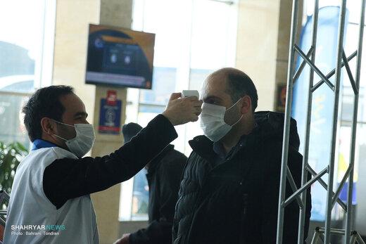 پایانه های مسافربری تبریز هر ۸ ساعت یکبار ضدعفونی میشوند
