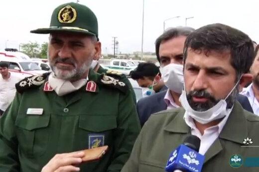 ببینید | استاندار خوزستان: به رانندهها بگویید هر کس از استان خارج شود، حق برگشتن ندارد!