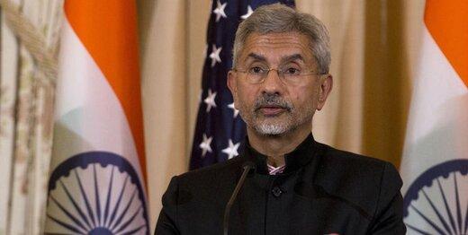 حضور وزیر خارجه هند در مراسم تحلیف رئیسی