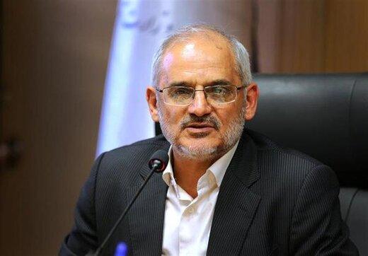 وزیر التربیة الايراني: لن نسمح بحرمان التلامذة من التعلیم في ظل ازمة کورونا
