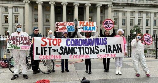 ایران در دو جبهه می جنگد/مشکل تهران تجهیزات پزشکی نیست، پول است