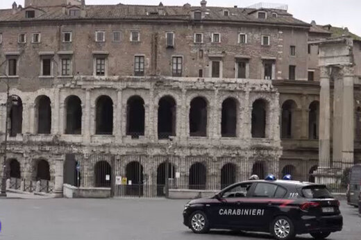 ببینید | جنگ ایتالیاییها با کرونا در گزارش حمید معصومینژاد از رم!