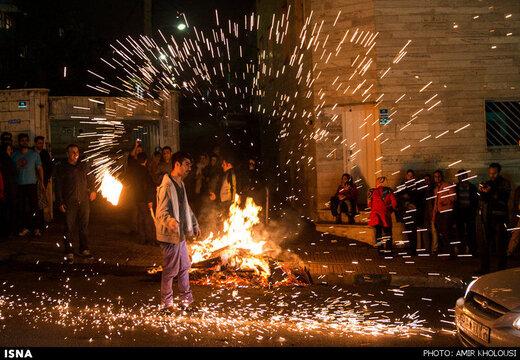 افراد شرکتکننده در چهارشنبه سوری شهر بابل ۱۴ روز قرنطینه میشوند