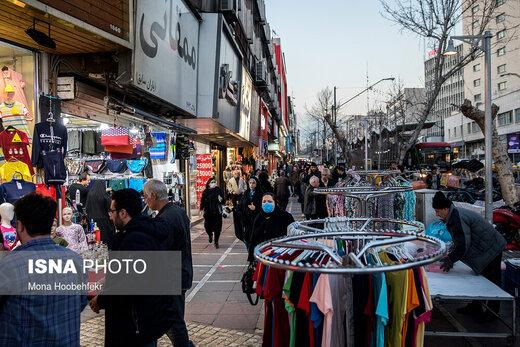 رفتوآمد روزانه ۲ میلیون نفر به شهر تهران در روزهای کرونایی