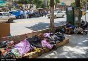 شهرداری و بنیاد مستضعفان به ۴۰۰۰ دستفروش پایتخت عیدی یک میلیون تومانی دادند