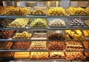کاهش ۴۰ درصدی فروش شیرینی