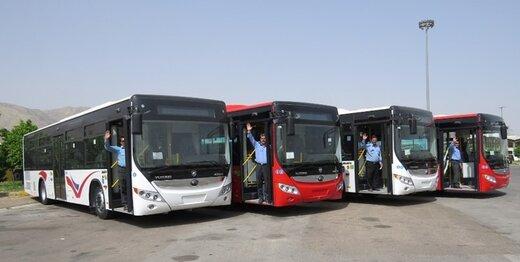 اتوبوسرانیهای کشور تعطیل نمیشوند