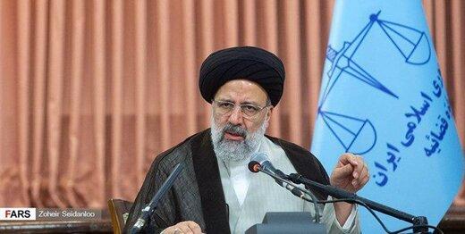 رئیسی: آزادی ۸۳ هزار نفر حرکت جهادی همکاران قضایی بود