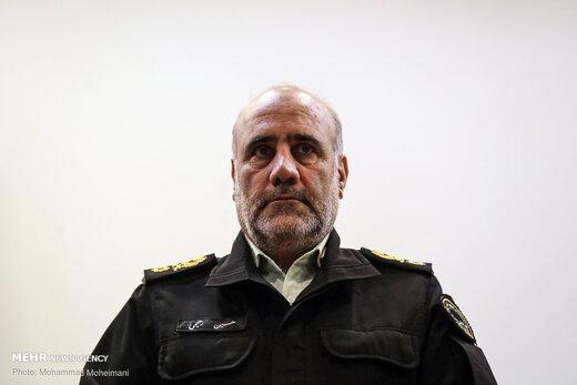 امسال وقوع جرم در تهران چه تغییری داشت؟