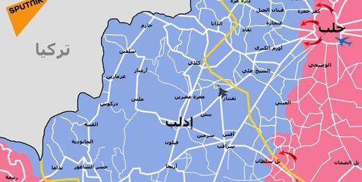 مسکو: تروریستهای ادلب یا باید نابود شوند یا محاکمه