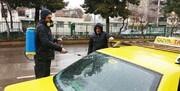 آمار رانندگان تاکسی مبتلا به کرونا در تهران