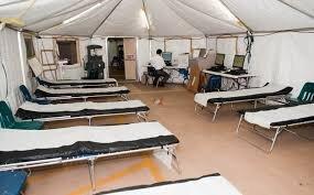 افتتاح بیمارستان صحرایی ویژه مبتلایان به کرونا در بندرعباس