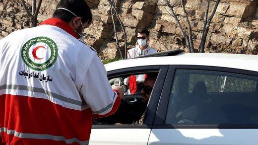 آغاز غربالگری کرونا در مبادی خروجی ۱۳ استان/ افراد مشکوک ۱۴ روز قرنطینه میشوند