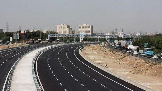 افتتاح قطعه۲ و۳ آزادراه همت- کرج /مبلغ عوارض اعلام شد