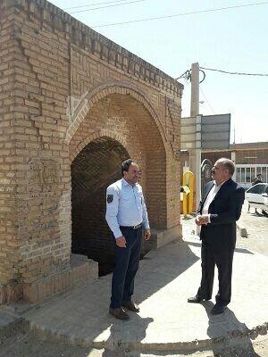 ۸۲ هزار و ۶۷۰ مورد بازدید از آثار تاریخی استان توسط نیروهای یگان حفاظت