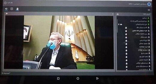 احتمال برگزاری دومین جلسه مجازی مجلس در نیمه دوم نوروز