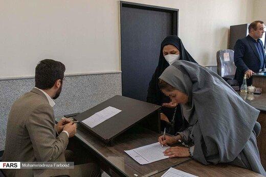 دادگاه زنی که مواد ضد عفونی تقلبی تولید می کرد در شیراز