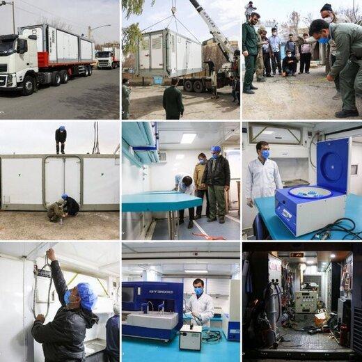 رئیس اورژانس همدان: احداث بیمارستان صحرایی برای پذیرش بیماران کرونایی در همدان