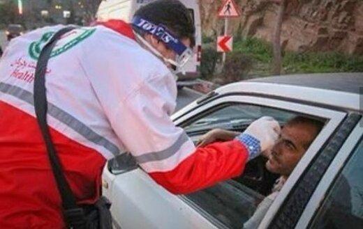 پایش و تبسنجی ۶۹ هزار و ۶۸۳ نفر در ورودی های استان همدان