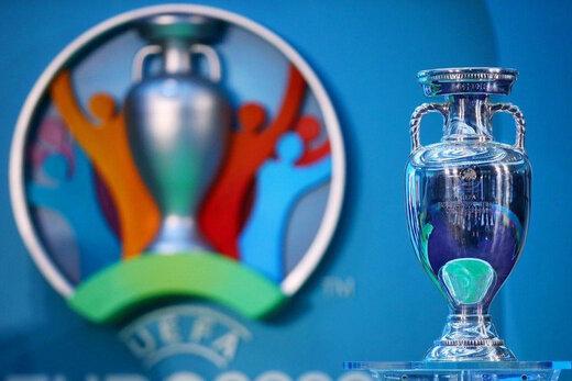 بازیکنان حاضر در یورو 2020 به تفکیک تیمهای باشگاهی/عکس