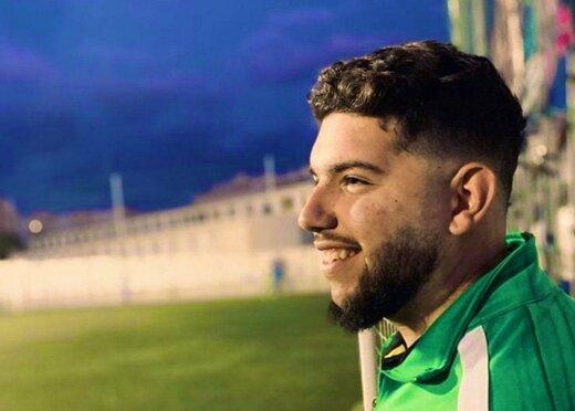 مربی فوتبال ۲۱ساله، قربانی جدید کرونا