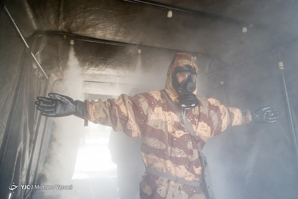 ارتشی الهی که ویروس کرونا را زمینگیر خواهد کرد + تصاویر