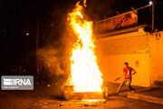 آمار عجیب تلفات چهارشنبه سوری در یک استان