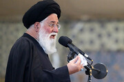 ببینید | واکنش آیت الله علم الهدی به بسته شدن حرم امام رضا علیه السلام