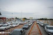 ببینید | تصاویر و گزارش باورنکردنی تلویزیون از ترافیک در عوارضی آزادراه تهران ـ قم!