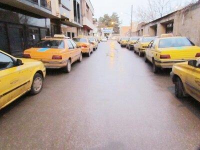 مسافران مجاز تاکسی های قزوین سه نفر شد