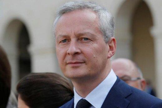 وزیر مالی فرانسه: با سقوط بازار شرکتها را ملی میکنیم