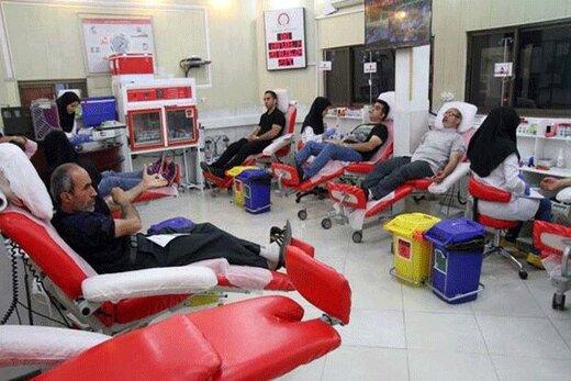 مراکز اهدای خون در تعطیلات نوروزی اعلام شد