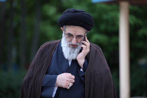 ارتباط مستقیم تلفنی با امام جمعه کرج در ایام نوروز