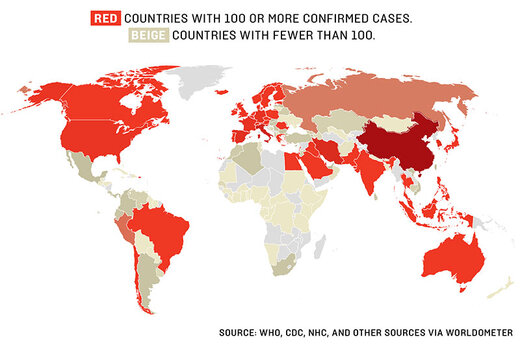 ببینید   پزشک و سیاستمدار معروف آلمانی: چرا ویروس کرونا باید بیشترین ضربه را به ایران و چین بزند؟