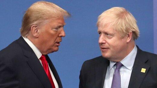 تلاش لندن برای کاهش تحریمهای ضدایرانی آمریکا