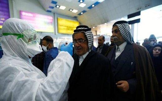 شیوع کرونا در برخی کشورهای عربی افزایش یافت