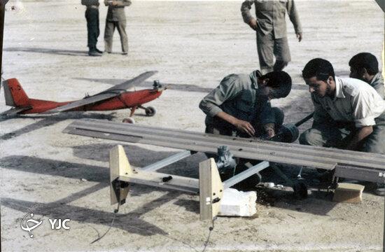 پهپادهای فوق سبک؛ استراتژی نیروهای ایرانی در برابر دشمنان + فیلم و تصاویر