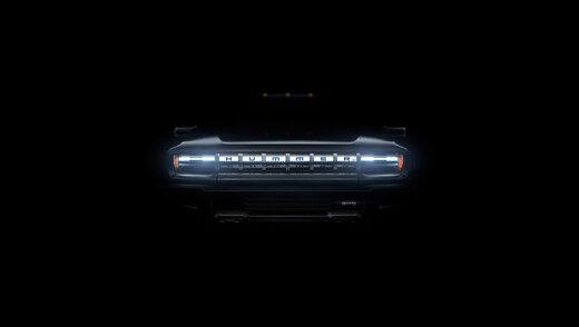 خودرو برقی جدید هامر
