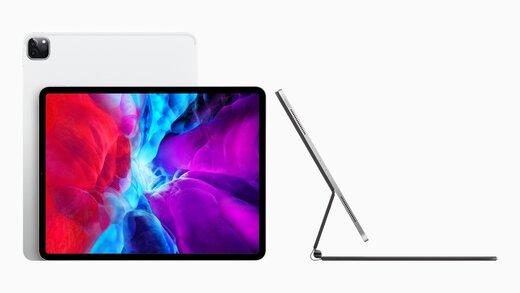اپل iPad Pro جدید با صفحه کلید جادویی رونمایی شد