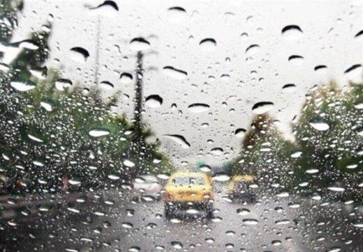 نوروز پر باران است؛ اولین بارش سراسری روز سوم فروردین
