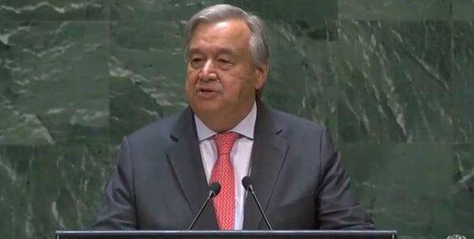 پیام نوروزی دبیرکل سازمان ملل
