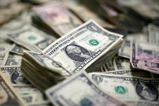 اولین عقبگرد دلار در سال ۹۹ ثبت شد