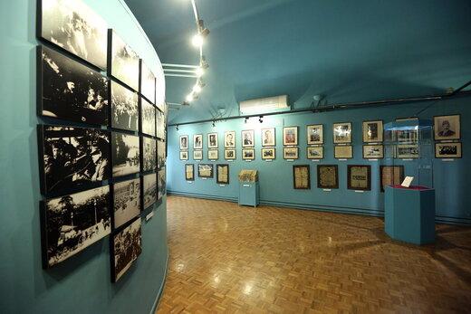بازدید رایگان از تالارهای موزه سینما